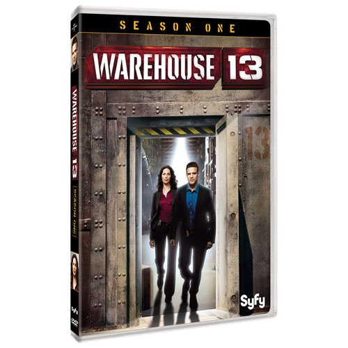 Warehouse 13: saison 1