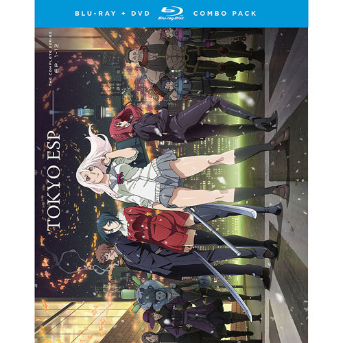 Tokyo ESP: The Complete Series (Blu-ray Combo)