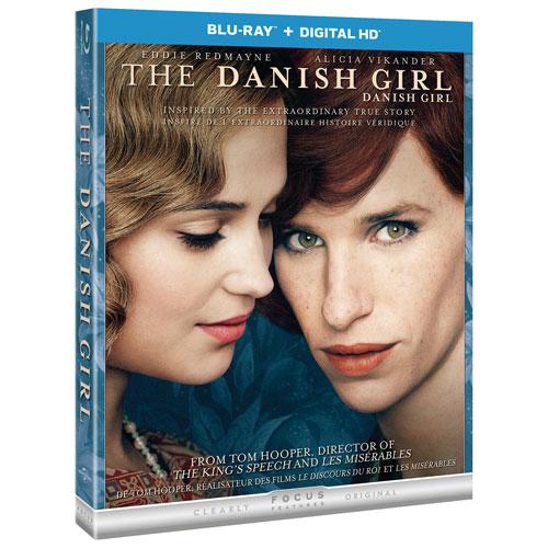 Danish Girl (Blu-ray) (2015)