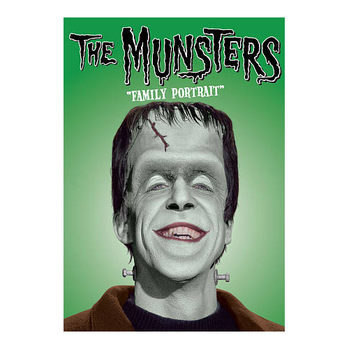 Munsters The - Family Portrait