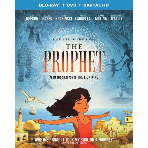 Kahlil Gibrans Prophet (Blu-ray Combo)