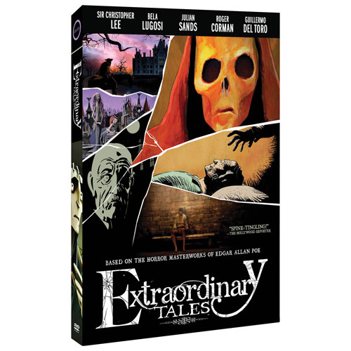 Extraordinary Tales (2015)