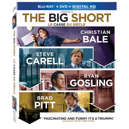 The Big Short (Combo Blu-ray)