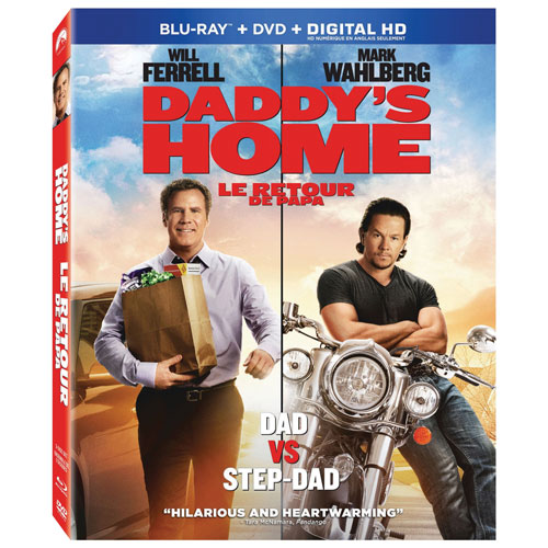 Daddy's Home (Blu-ray Combo) (2015)