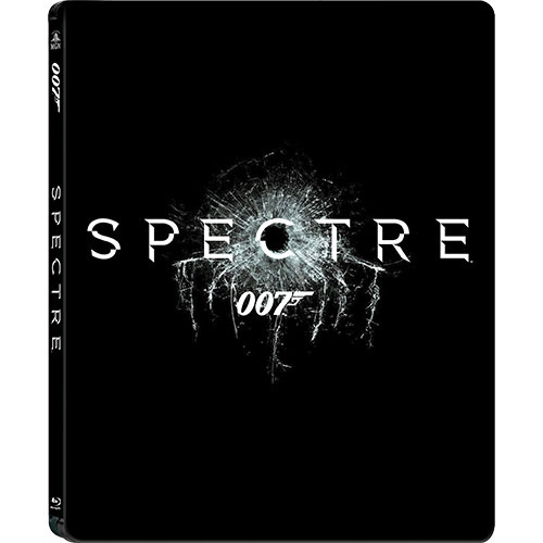 Spectre (SteelBook) (Only at Best Buy) (Blu-ray) (2015)