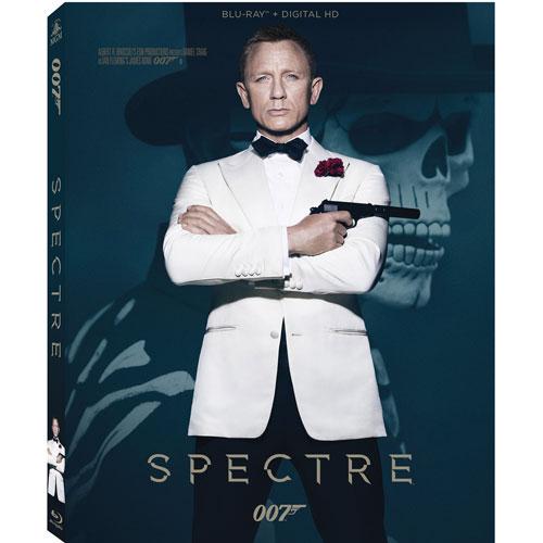 Spectre (Blu-ray) (2015)