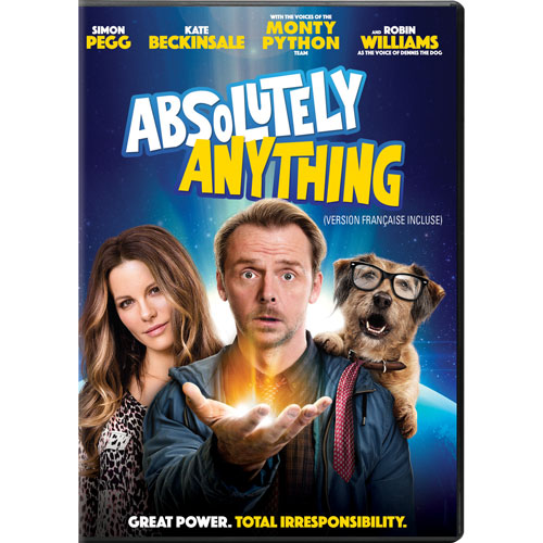 Absolutely Anything (Bilingual)