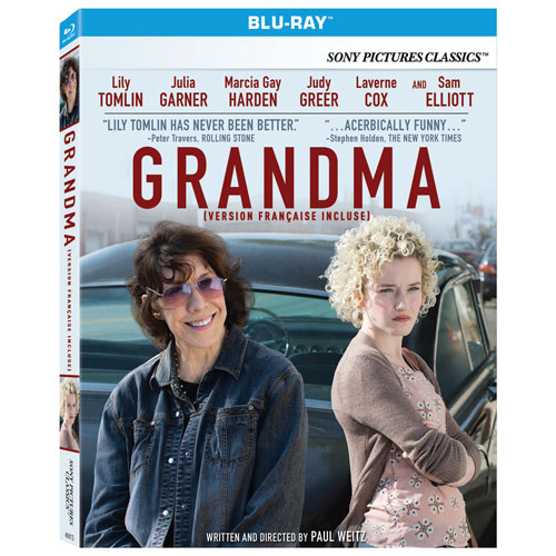 Grandma (Bilingue) (Blu-ray)