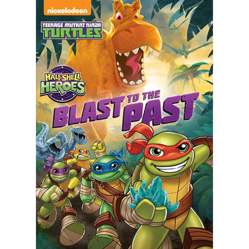 TMNT Half Shell Hero Blast to the Past