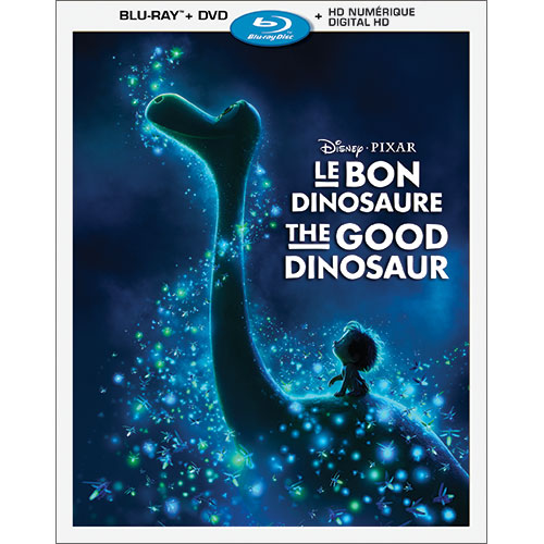 The Good Dinosaur (Only at Best Buy) (Bilingue) (combo Blu-ray) (2015)