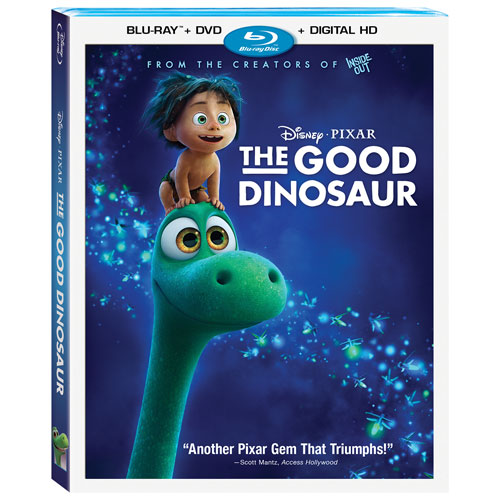 The Good Dinosaur (English) (Blu-ray Combo) (2015)