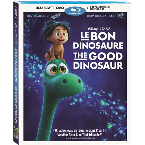 The Good Dinosaur (Bilingue) (combo Blu-ray) (2015)