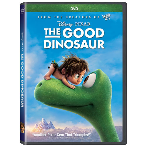 The Good Dinosaur (English) (2015)