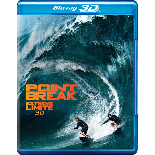 Point Break (Bilingual) (3D Blu-ray) (2015)