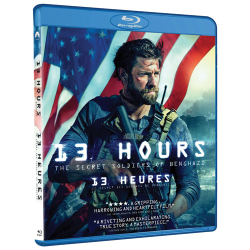 13 Hours: The Secret Soldiers of Benghazi (Combo Blu-ray) (2016)