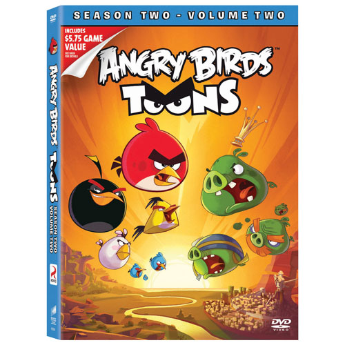 Angry Birds Toons: Season 2 Volume 2