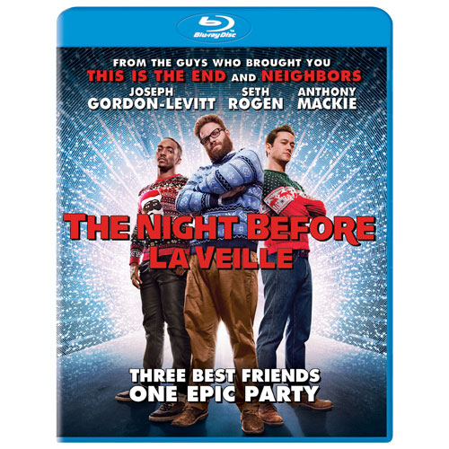 The Night Before (Bilingual) (Blu-ray) (2015)