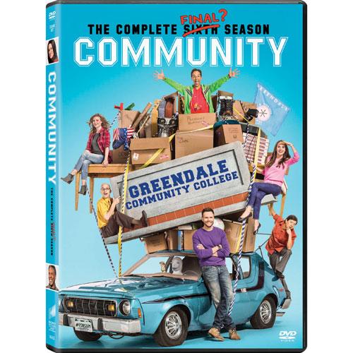 Community: Season 6 (2 Discs)