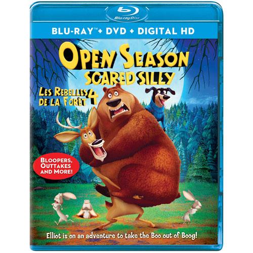 Open Season: Scared Silly (Bilingual) (Blu-ray Combo) (2016)