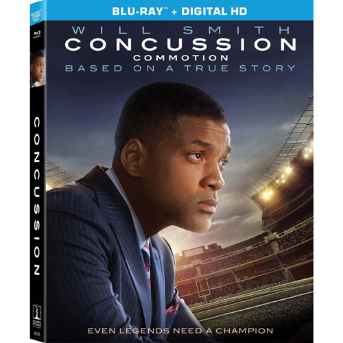 Concussion (bilingue) (Blu-ray) (2015)