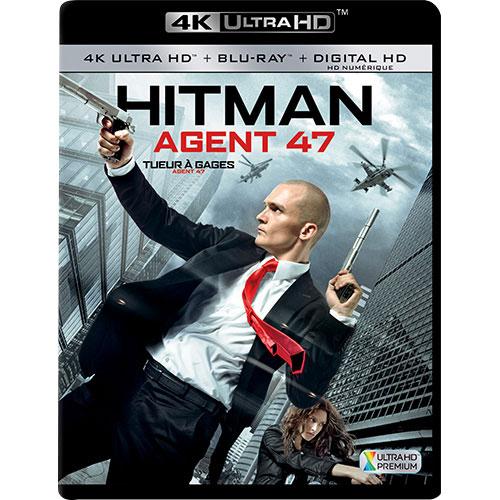 Hitman: Agent 47 (Ultra HD 4K) (Combo Blu-ray) (2015)