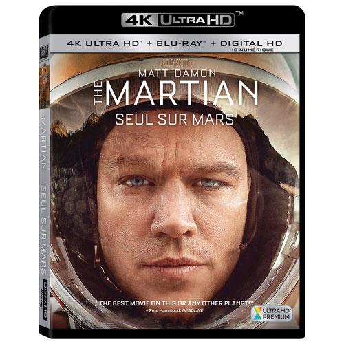 The Martian (4K Ultra HD) (Blu-ray Combo) (2015)
