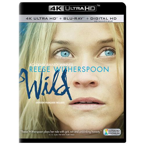 Wild (Ultra HD 4K) (Combo Blu-ray) (2014)