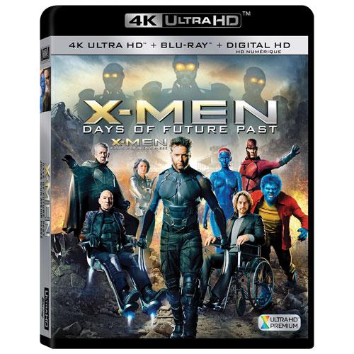 X-Men: Days of Future Past (4K Ultra HD) (Blu-ray Combo)