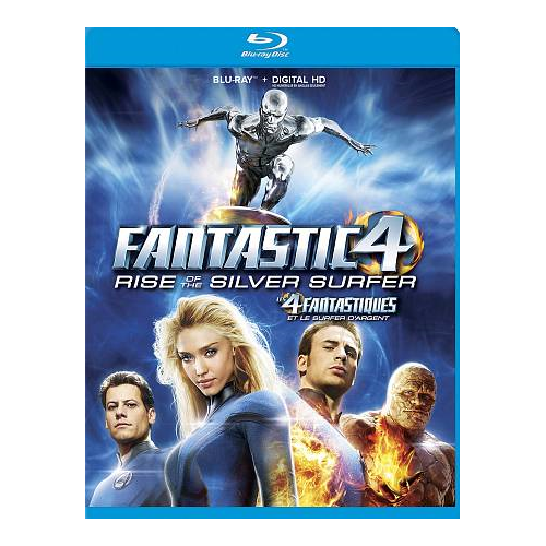 Fantastic Four 2: Rise of the Silver Surfer (Blu-ray)