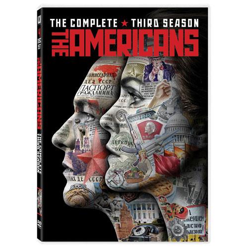 Americans The: saison 3 (anglais)