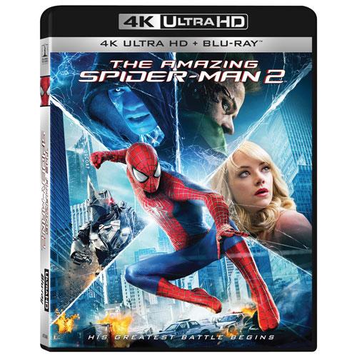 The Amazing Spider-Man 2 (Ultra HD 4K) (Combo Blu-ray) (2014)