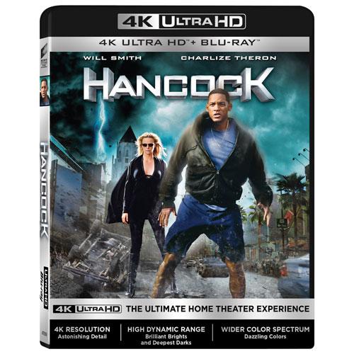 Hancock (4K Ultra HD) (Blu-ray Combo) (2008)