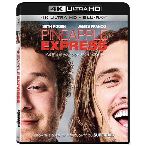 Pineapple Express (4K Ultra HD) (Blu-ray Combo) (2009)