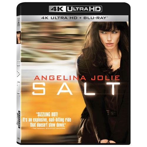Salt (Ultra HD 4K) (Combo Blu-ray)