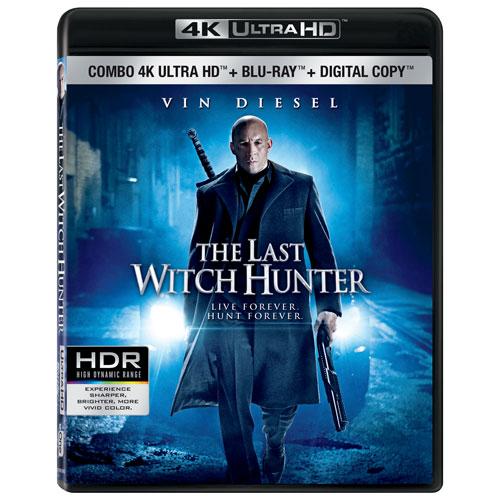 The Last Witch Hunter (4K Ultra HD) (Blu-ray Combo) (2015)
