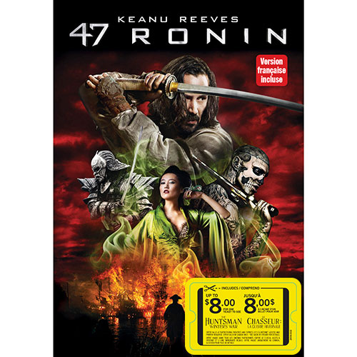 47 Ronin (With Movie Cash)