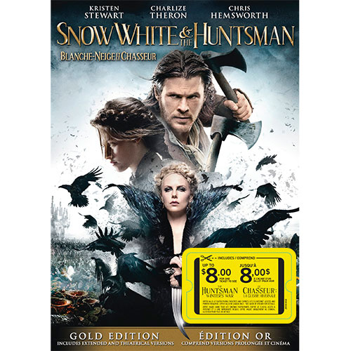 Snow White & the Huntsman (With Movie Cash)
