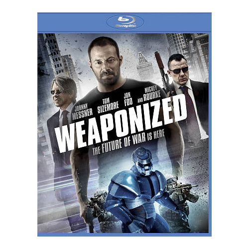 Weaponized (Blu-ray)