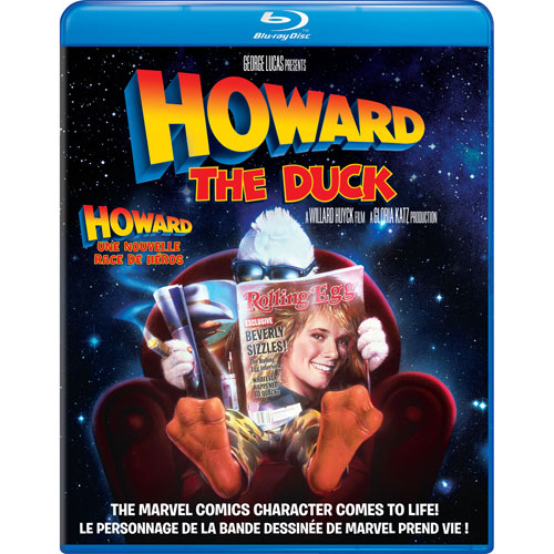 Howard The Duck (Blu-ray) (1986)