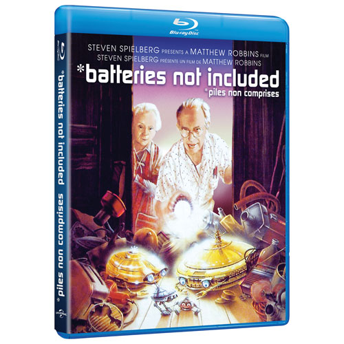 Batteries Not Included (Blu-ray) (1987)