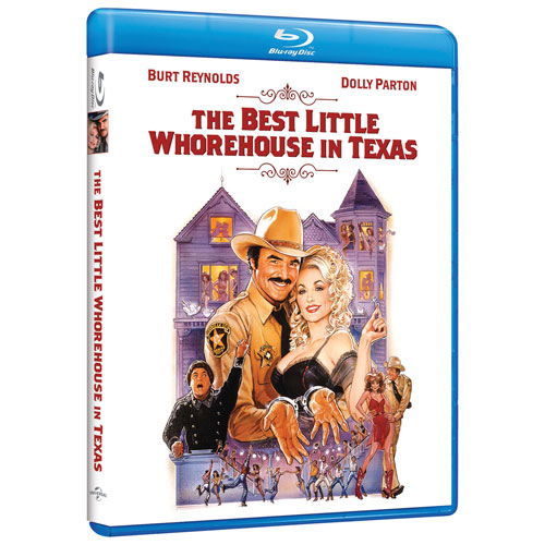 The Best Little Whorehouse in Texas (Blu-ray) (1982)