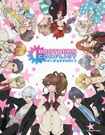 Brothers Conflict: The Complete Series (Limited Edition) (Blu-ray Combo)