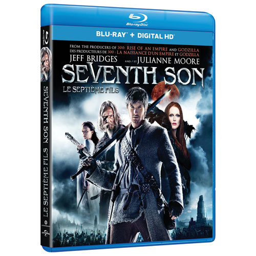 Seventh Son (Blu-ray) (2014)