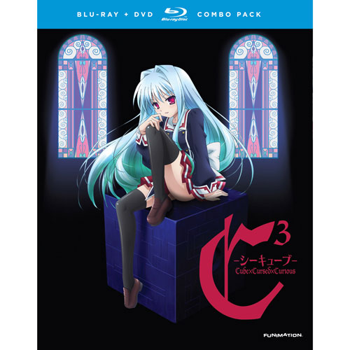 C3: The Complete Series (Combo Blu-ray)