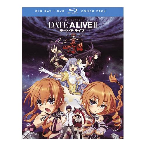 Date a Live 2: Season 2 (Blu-ray Combo)