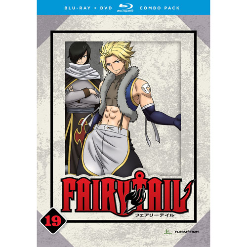 Fairy Tail Part 19 (Blu-ray Combo)