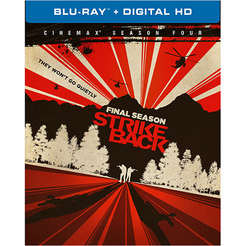 Strike Back: Cinemax saison 4 (Blu-ray)
