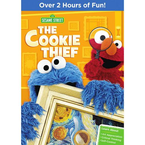 Sesame Street: Cookie Thief
