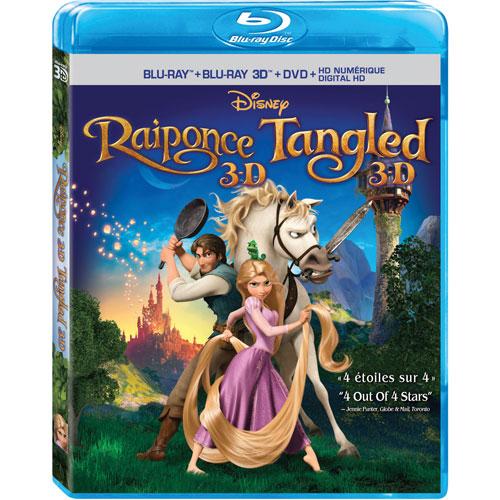 Tangled (bilingue) (combo Blu-ray 3D)