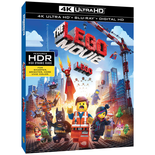 The Lego Movie (Bilingue) (Ultra HD 4K) (Combo Blu-ray) (2014)